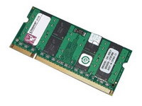 SODIMM Notebook Memory Kingston 4GB CL11 DDR3 1600 MHz SR