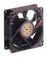Fan DC 40x40x10mm 70mm wire