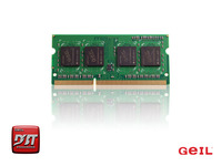 SODIMM Notebook Memory Geil 8GB DDR3 1600Mhz CL11 Low Voltage