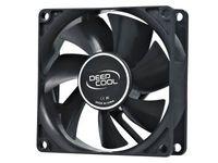 Case Fan 80x80x25 DeepCool XFAN 80 1300rpm Black