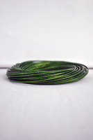 Елегантна темно - зелена нараквица