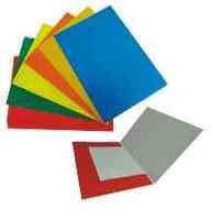 Папка А4 картонска во боја