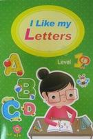 I like my letters - ниво 1