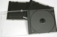 Опаковка за ЦД ПВЦ
