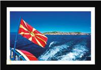 Магнет - Знаме и Охрид