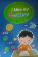 I like my letters - ниво 2