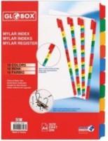 Разделници А4 со 12 бои