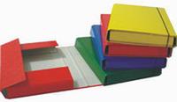 Папка А4 картонска широка
