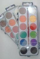 Водени бои 12