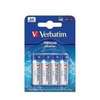 Батерии Verbatim AA 4pack Alkaline
