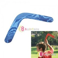 NEW Bungle Bungle Soft Outdoor Boomerang - Colors Vary