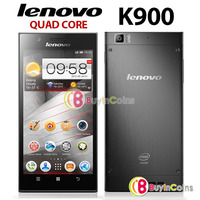 """5.5"""" Lenovo K900 Quad Core 2GHz Android 4.2 Smartphone 16GB GPS Mobile Phone"""