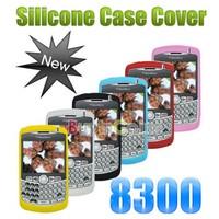 1 x Silicone Skin Case for Blackberry 8300 8310 8320 8330