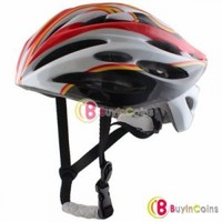 Men Women Adult Road Mountain Red Yellow Bike Bicycle Cycling Sports Helmet