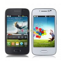 "3.95"" Dual Core Android 2.3 Dual SIM Camera Smartphone Wifi Unlocked MPminiS4"