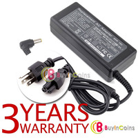 19V 3.42A 65W 1.7MM AC Charger Adapter for Acer