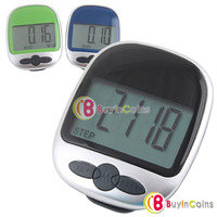 LCD Pedometer Walking Step Distance Calorie Counter #03