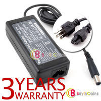 18.5V 3.5A 65W 5.0MM AC Charger Adapter for HP
