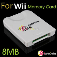 8MB 8M Memory Card for Nintendo Gamecube Wii Console