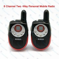 Mini 8 Channels Two Way Mobile Radio Walkie Talkie 3