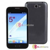 """5"""" Touch Screen MTK6515 Android 4.0 Smartphone Dual SIM Camera Wifi Mobile Phone 2"""