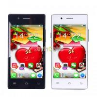 """4.3"""" Laime L200 Quad Core Android 4.2 SC6825C Smartphone Dual SIM Camera"""