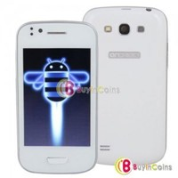 """3.5"""" LCD Capacitive Screen Android 2.3 WIFI Mobile Smart Phone"""
