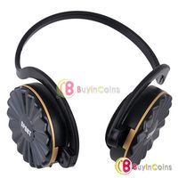 Fashion S5 Stereo head-loop Sports Mp3 Player with FM radio wireless Headphone 2