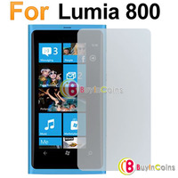 Clear LCD Screen Guard Film Protect Protector for Nokia Lumia 800