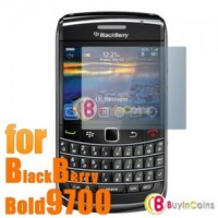 LCD Screen Protector Film for Blackberry Bold 9700