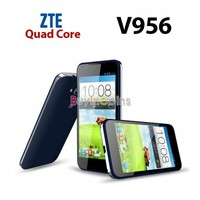 "4.5"" ZTE V956 MSM8225Q Quad Core 1.2GHz Android 4.1 Wifi IPS Smartphone Unlocked"