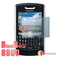 LCD Screen Protector Guard Film for BlackBerry 8800 8820 8830