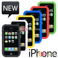 1 x Silicone Skin Case Cover for iPhone 3G 3Gs 16G 32G