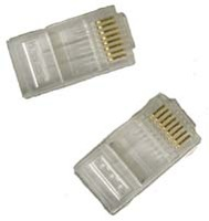 Cable Conector LAN 8p8p RJ45