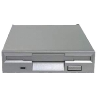"Floppy Disk Drive 3.5"" 1.44MB Silver"