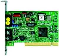 PCI modem card 56K Conexant chipset