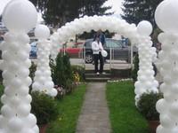 Свадбени декорации