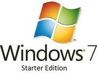 SOFTWARE Microsoft Win 7 Starter 32-bit English