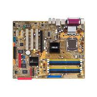 ®P5GDC Deluxe Pentium 4 LGA775 Intel 915P/ICH6R 800  PCIex16AGP, 4DDR, 2DDR2(Dual Channel), IDE 100*1+133*2+SATA*4, Raid 1. RAID 0, 1, 0+1:ATA133*4 ports2. RAID 0, 1: SATA*4 ports,LAN Marvell PCIe 1000M, Audio CMI9880-8CH, 1394x2*1394a, USBx8, ATX