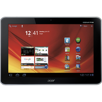 "Tablet Acer Iconia PC A210-10G16U 10,1"" (1280x800) Tegra 3 1.2GHz, Memory 16GB, Ram 1GB, Wi-Fi, GPS, Bluetooth, titanium gray, Android 4.0"