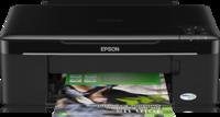Stylus SX125             A4, 5760x1440  dpi, 28/15ppm                 120sheets, Print/Copy/Scan; 4 separate ink cartridges