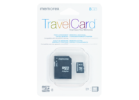 Memorex SDHC Travel card 4GB 331070
