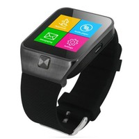"""ST SW-40Y Black, Superior Technology, Smartwatch with SIM card, Mobile phone function GSM 850/900/1800/1900, 1.54"""" LCD Touch Display 240X240 Resolution, Compatible with IOS/Android, 1.3Mpixels camera, Internet browser, Sleep monitor, Sedentary remind"""
