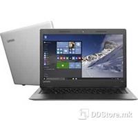 Lenovo Ideapad 110 - Intel Dual-Core N3060 Processor (1.6-2.48GHz, 2M Cache, 6W, 14nm), Intel HD graphics, 4GB DDR3, 500GB HDD, DVD-RW, Webcam 0.3M single microphone, 1 x 1.5W speaker, WiFi 802.11 b/g/n, Bluetooth 4.0, 3 x USB, HDMI, 2-in-1 card read
