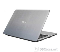 ASUS X540SA-XX432D (SILVER, W/O ODD), Intel Dual-Core Celeron N3060 Processor (1.6-2.48GHz, 2M Cache, 6W, 14nm), 4GB DDR3 1600MHz (on-board), 500GB 5400rpm, N/A, Intel HD Graphics (Braswell), BT4.0, Silver Gradient IMR chassis with hairline pattern,