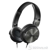 Headphones Philips SHL3160 Black