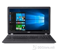 Acer EX2519-C2E0 - Intel® Dual Core Processor N3060 (2M Cache, up to 2.48 GHz), Intel HD Graphics, 4 GB DDR3, 500GB HDD, Acer Crystal Eye HD webcam, Wireless: 802.11b/g/n + BT, LAN 10/100/1000, Ports: 1 x HDMI, 2 x USB 2.0, 1 x USB 3.0, 1 x RJ-45, S