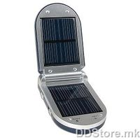 Solar Charger for GSM Phones AOC w/built in batt.