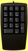 9880 USB Chicony Numeric Keypad black