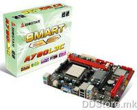 MB Biostar A780L3C, Socket: AMD® AM3, Chipset: AMD®760G/SB710, 2xDDR3, 1333MHz